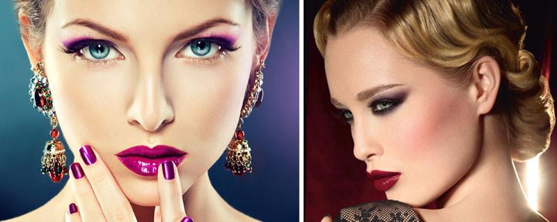 Какой макияж может состарить женщину раньше времени